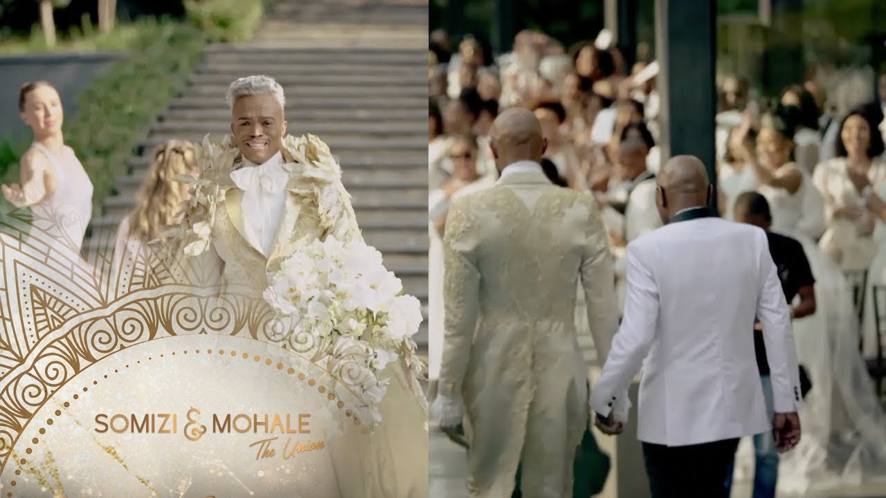 Download Wedding ceremony opening – Somizi and Mohale: The Union   Mzansi Magic