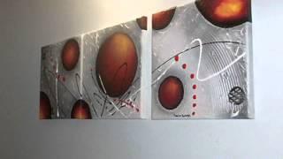 Cooking | Cuadros Abstractos Tripticos Modernos .Fotos.