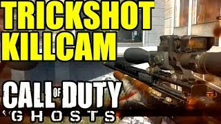 Trickshot Killcam # 791 | COD GHOSTS Killcam | Freestyle Replay