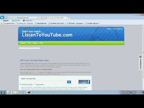 Easyway to download and convert YouTube to MP3 or MP4
