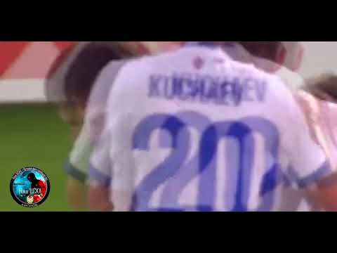 Лудогорец -ЦСКА 0 -1  ГОЛ  Игоря Дивеева