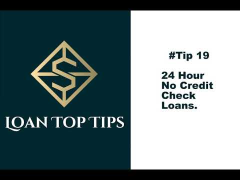#tip-19---24-hour-no-credit-check-loans-!!!