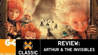 X-Play Classic - Arthur and the Invisibles Review