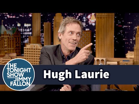Hugh Laurie's Dad Is a Coxless Pairs Olympic Gold-Medal Winner