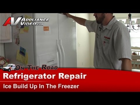 Diy How To Thaw Out Your Frozen Freezer Drain Plug
