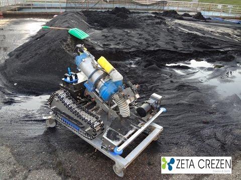 Underwater Cleaning Robot_ K7 / ZETA CREZEN (제타크리젠)