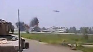 НЛО обстрелял талибов в Афганистане! (Стоит посмотреть!)