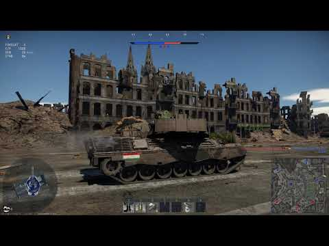 War Thunder - RB - HGA Teamwork - 8.7