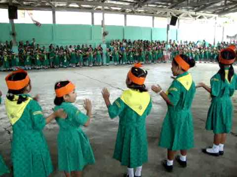 girl scout investiture