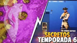 *SECRET* DERIVA APPEARS in BALSA BUTTON - SEASON 6 FORTNITE: Battle Royale