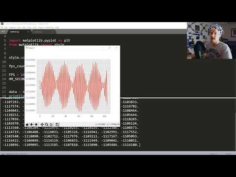 Brain Computer Interface w/ Python and OpenBCI for EEG data thumbnail
