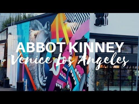 ABBOT KINNEY BOULEVARD VENICE | LOS ANGELES
