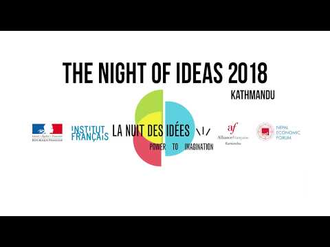 The Night of Ideas 2018 - Power to Imagination