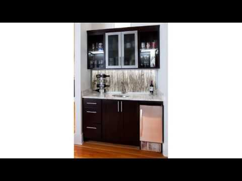 Best wet bar ideas for small spaces in your home youtube - Bars for small spaces ...