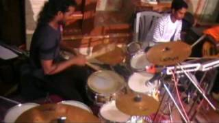 How To Play Drums - Engeyum Eppothum - Drummer Sridhar