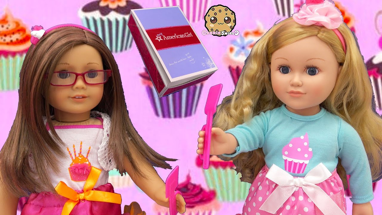 American Girl Doll Happy Birthday Outfit Clothing My Life As