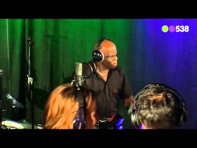 Trafassi - Waka Waka Live bij Frank en Vrijdagshow