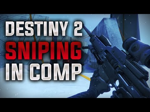 Destiny 2: Sniping in Comp at Legend rank ! ( Intense Game )