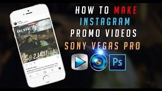 How To Make Instagram Music Video Preview Using Sony Vegas With Buck Tv