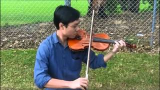 Alan Chan Op.1 No.1 from Easy Melodious Violin Pieces
