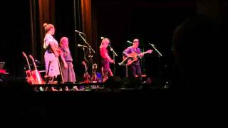 """Moon River"" Patty Griffin, Sara Watkins & Anais Mitchell at The Strand Theatre"