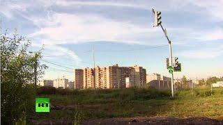В Ярославле обнаружили светофор, установленный на пустыре вдали от дорог