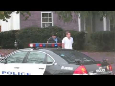 10/31/12 Standoff with armed suspects at Garfield Avenue residence