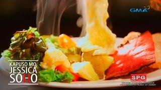 Kapuso Mo, Jessica Soho: Sobrang Cheesy Talaga!
