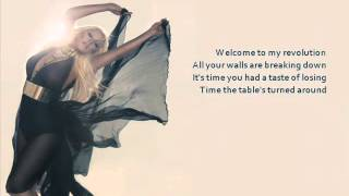 Christina Aguilera - Army of Me (with lyrics)