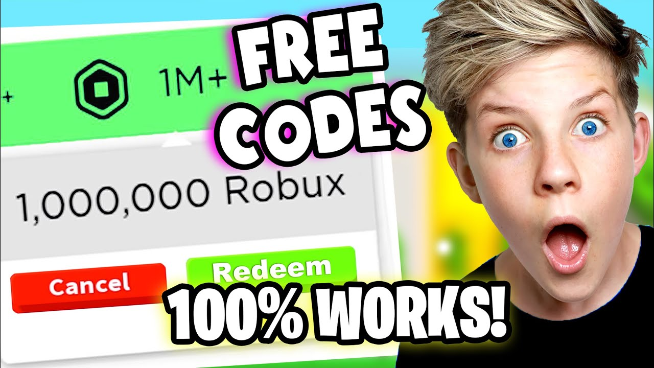 Download WORKING ROBLOX PROMO CODES TO GET FREE ROBUX! LEGIT!! (Not Expired) October 2021! Prezley