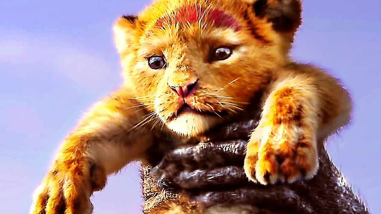 the lion king trailer teaser  2019  new disney movie