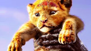THE LION KING Trailer TEASER (2019) New Disney Movie