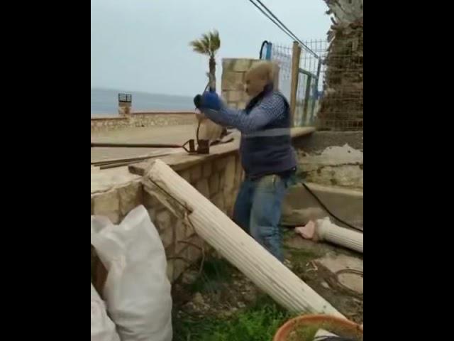 İzmir villa güçlendirme