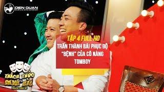 Thách thức danh hài mùa 3 | tập 4 Full HD
