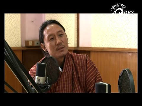 Radio On TV- Interview with Kinley Wangchuk