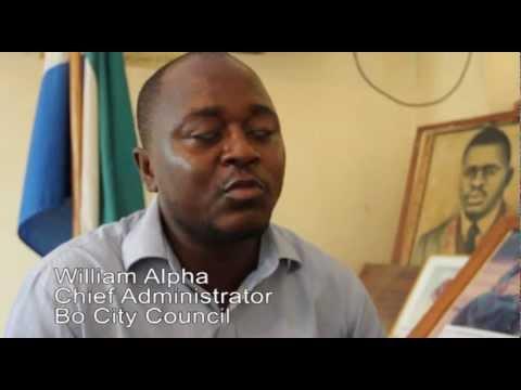 Local Government Revenue Mobilization in Sierra Leone