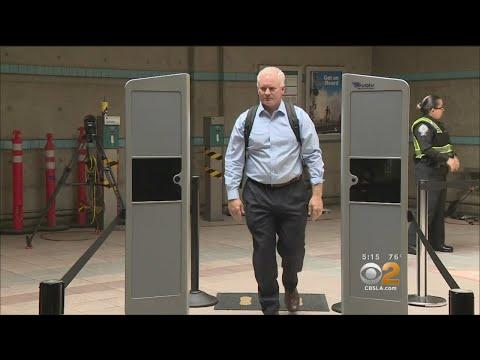 LA Metro Tests High Tech Body Scanner