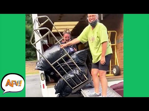 LAUGHING Through the FAIL! 🤣 | Funnies & Fails | AFV 2020