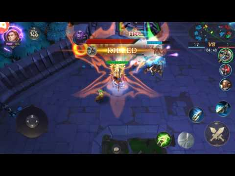 Eternal Arena, Normal PVP, Neptide |