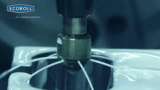 Ecoroll - hydrostatische Glatt- und Festwalzwerkzeuge