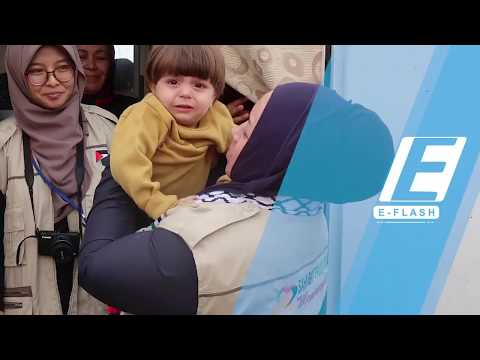 Cerita Menegangkan Melly Goeslaw Kunjungi Kamp Warga Palestina