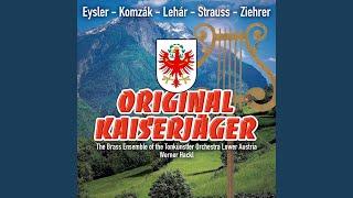 Tiroler Adler, Marsch