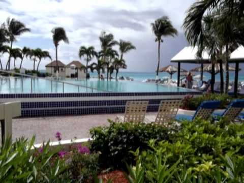 Flamingo Beach Resort St Maarten Jan 2011 Youtube