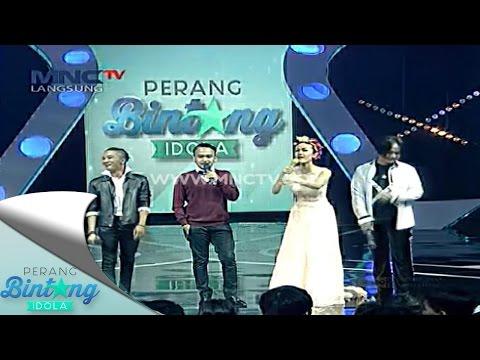 Battle Rock Alam VS Aan KDI - Perang Bitang Idola (6/11)