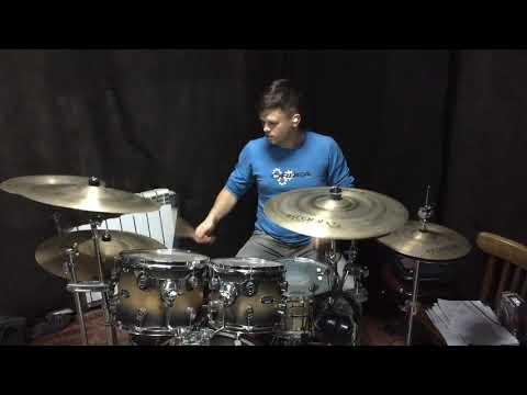 Kirill Tomilov - Kiss - Lick It Up (drum Cover)