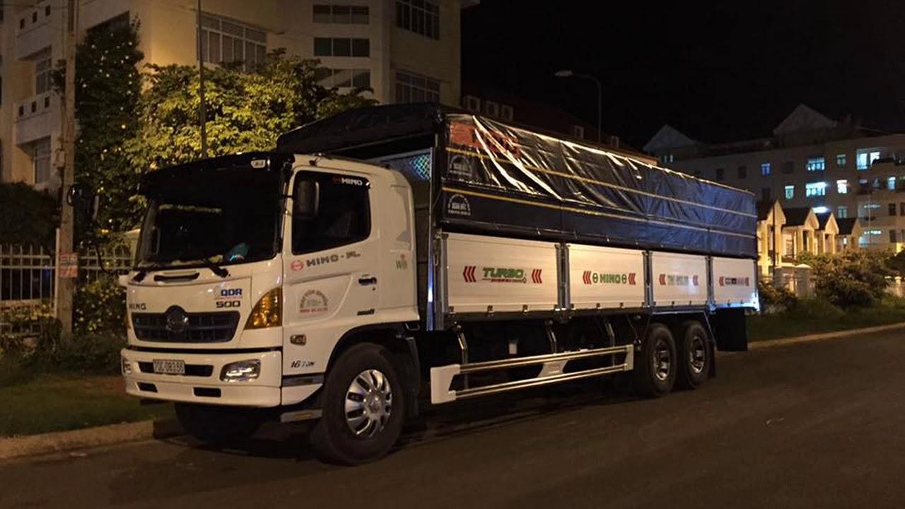 Tổng hợp những chiếc xe tải đẹp nhất Việt Nam.
