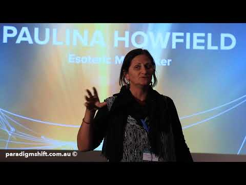 Paulina Howfield – ET's, Earth consciousness and the cosmic agenda.