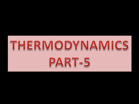 Thermodynamics part 5 - 1st law application, Heat Capacity (Cp &Cv), Joules Thompson coefficient