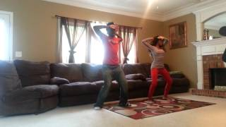 Just dance 4 - Asereje (the ketchup song)