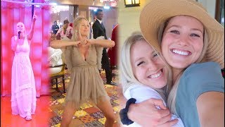 Keren gets WILD on her Bachelorette Party!
